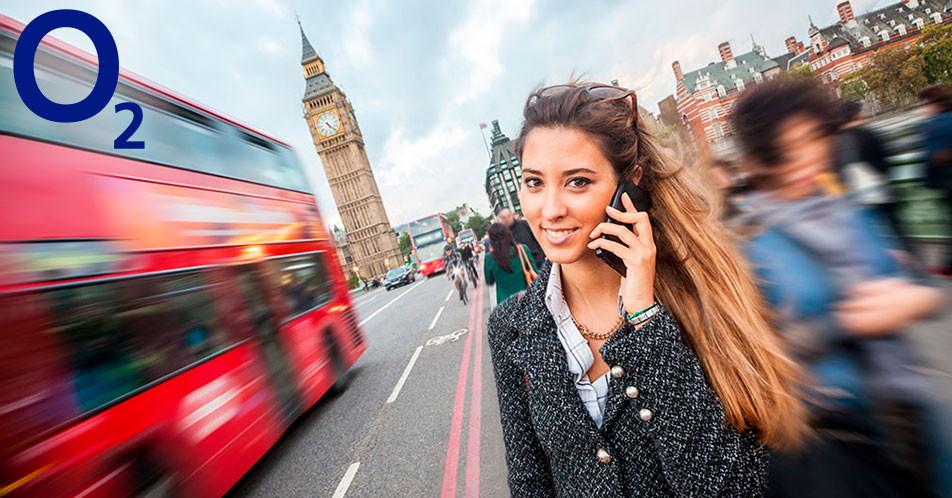 O2 Pay & Go UK SIM card