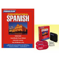 Pimsleur Conversational  Spanish audio CDs
