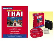 Pimsleur Conversational Thai - audio CDs