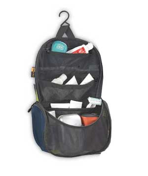 Sea to Summit Travelling Light Hanging Toiletry Bag. Price   0.00. Image 1.  Larger   More Photos 4812714ce3213