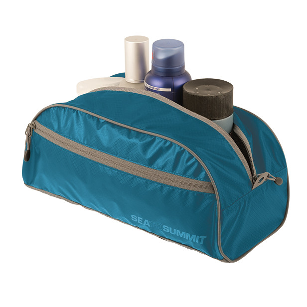 Sea to Summit Travelling Light Toiletry Bag. Price   0.00. Blue Toiletry Bag 46843844ee2e9