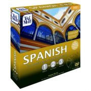 Spanish - Tell Me More v8 CD-ROM  language course (complete course)