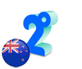 2degrees New Zealand SIM card