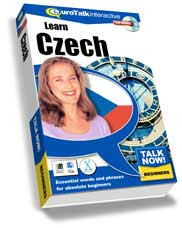 Czech - Talk Now CD-ROM  language course (beginners)