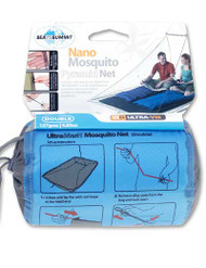 Sea to Summit nano pyramid mosquito net (double)