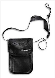 Tatonka SKin neck pouch, black