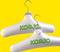 Korjo Inflatable Coat Hanger two pack
