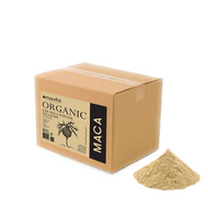 Maca Root Powder in it's 10kg box presentation