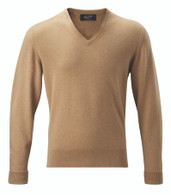Gents Cashmere V-Neck Sweater (9 colours)
