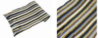 Gents Lambswool Stripe Scarf (#15)