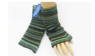 Ladies Lambswool Wrist Warmers (#2)