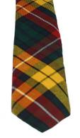 Buchanan (modern) Tartan Tie
