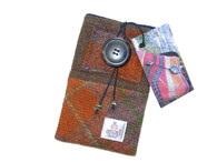 Harris Tweed Phone Pouch