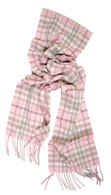 Pink Thomson Pure Cashmere Scarf