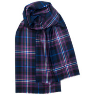 Extra Fine Merino Stole (Scotland Forever)