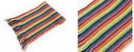 Gents Lambswool Stripe Scarf (#13)