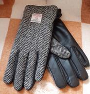 Gents Harris Tweed Gloves