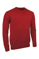 Gents Lambswool Crew Neck Sweater (11 colours)