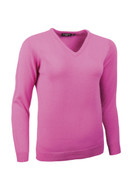 Ladies Lambswool V-Neck Sweater (9 colours)