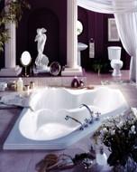 Ariane corner bathtub