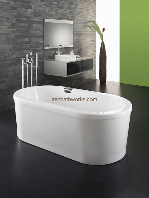 Ruby freestanding tub