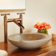 Waterfall Sink Faucet Deck Mount | Waterbridge