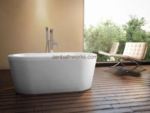 Amaze Oval Bathtub