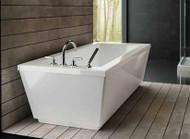 Munich Rectangular 2 Piece tub