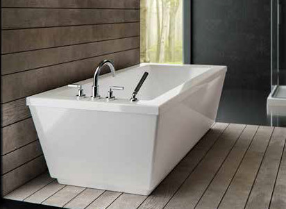 Munich Rectangular 2 Piece tub