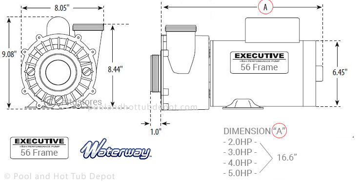 jacuzzi pump wiring diagram waterway spa pump wiring diagram     on  waterway pump repair