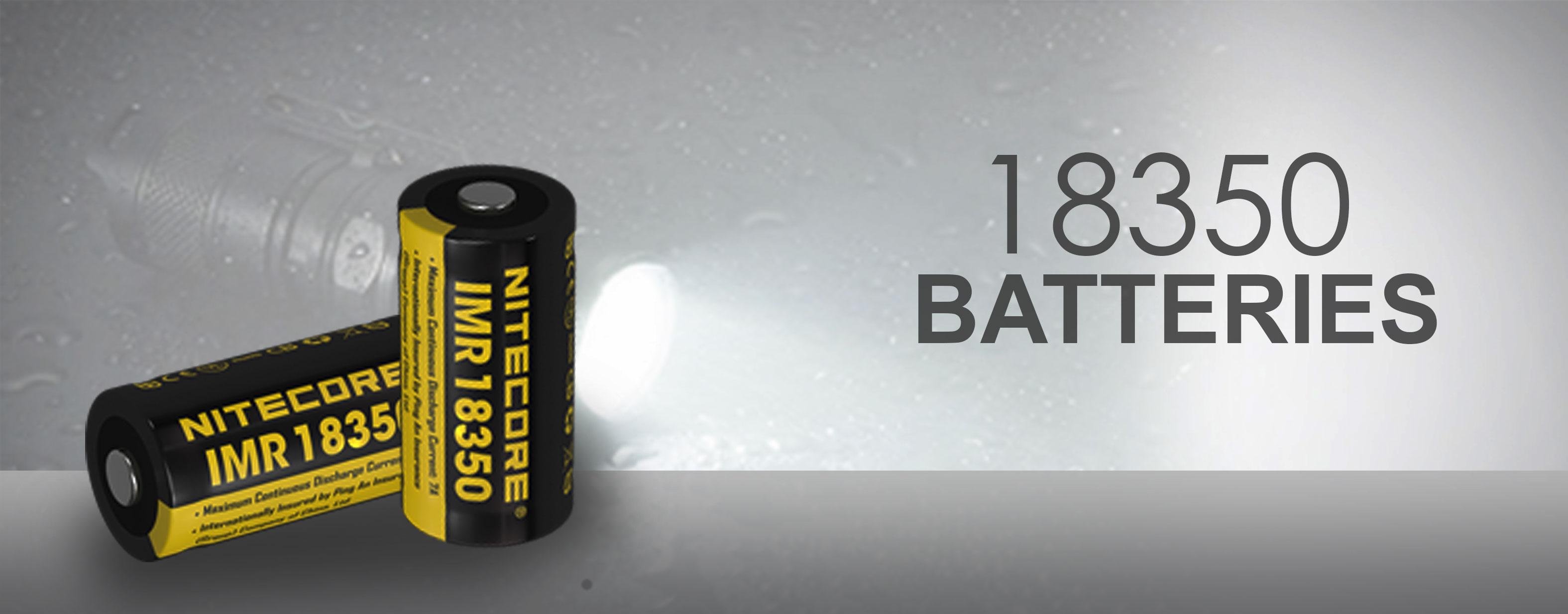 18350 Batteries