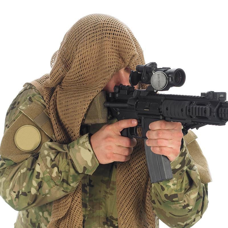 Camcon Sniper Face Veil Scarf