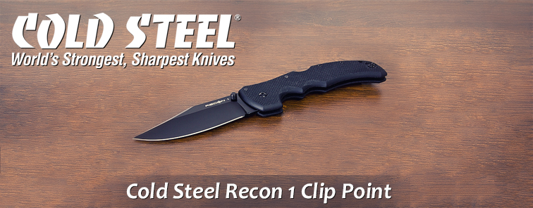 Cold Steel Recon 1 Clip Point