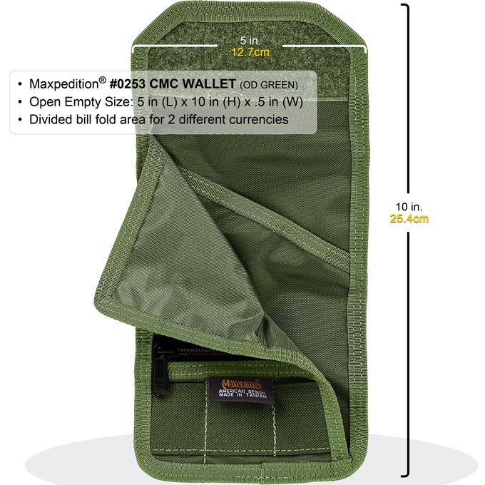 Maxpedition CMC Wallet