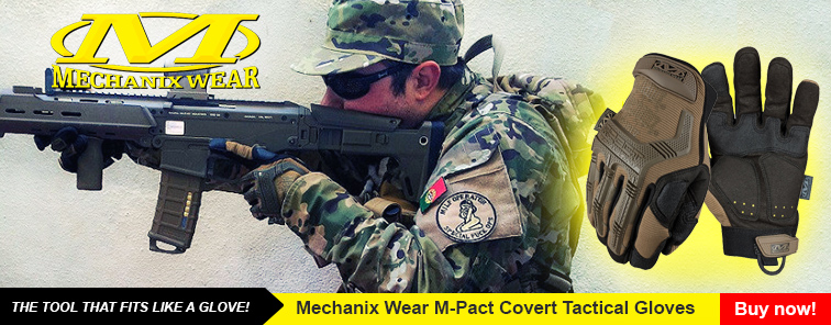 Mechanix Wear M-Pact Covert Tactical Gloves