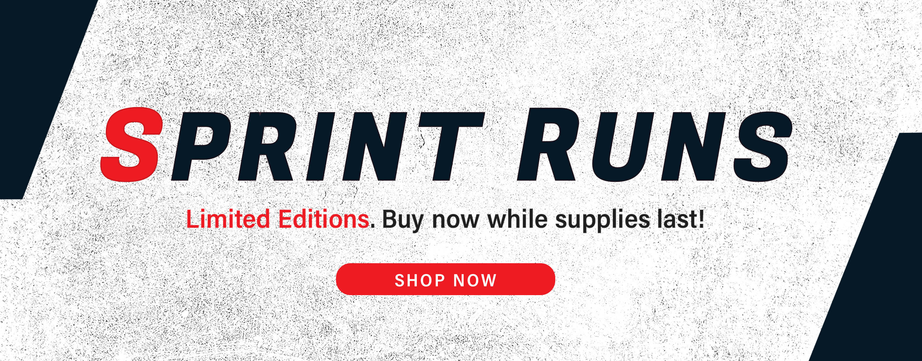 sprint runs