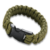 CRKT Onion Survival Para-Saw Bracelet Green LG