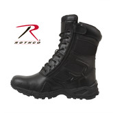 """Rothco Forced Entry Deployment Boot with Side Zipper 8"""""""