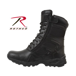 cd1e15f8a92 Rothco Forced Entry Deployment Boot with Side Zipper 8