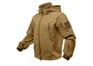 Rothco Special Ops Tactical Softshell Jacket - Tactical Asia ... 38e45f96449