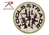 Rothco Tools of the Trade Patch with Hook Back