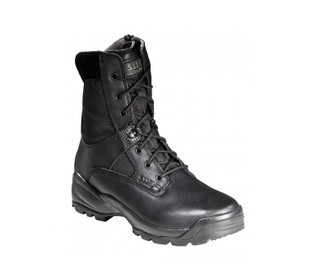 "5.11 Tactical ATAC 8"" Side Zip Boot right view, high shine polish."