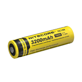 Nitecore 18650 Rechargeable Battery 3200 mAh