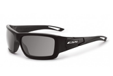 ESS Credence Ballistic Sunglasses Black Frame Smoke Gray Lenses