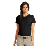 Under Armour Women's UA Tactical Charged Cotton T-Shirt