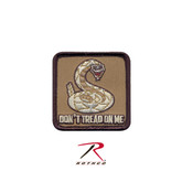 Rothco Don't Tread On Me Patch
