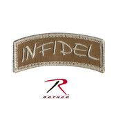 Rothco Infidel Shoulder Patch