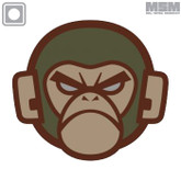 Mil-Spec Monkey Monkey Head PVC Patch