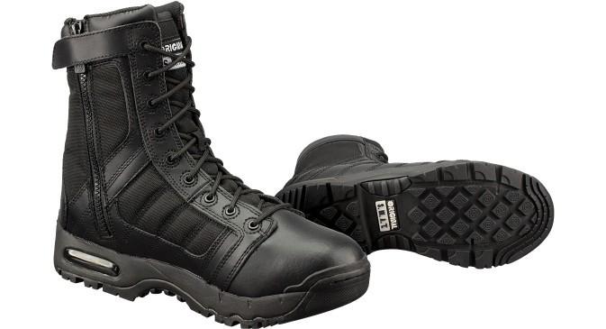 Original Swat Men S Metro Air 9 Quot Side Zip Boots Tactical
