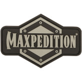 Maxpedition Full Logo Patch Arid